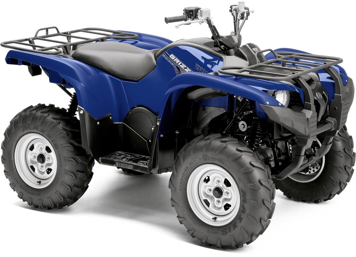 Квадроцикл Yamaha Grizzly 700 EPS